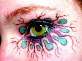 Dilated pupils by kornera