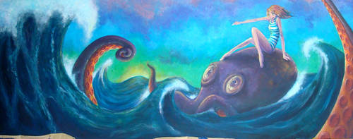 Collab: Octopus by Takiusa
