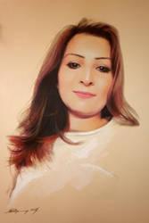portriet by AramN