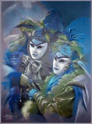 2 Masks 2 by AramN