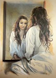 Private portrait by AramN