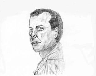 Jack Bauer Study by mystical-c by 24-CTU