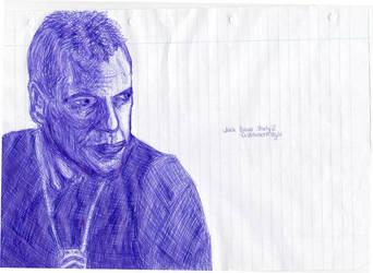 Jack Bauer Study 2 by mystical by 24-CTU