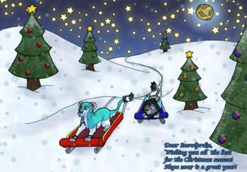 Secret Santa - snowlprd31 by ComposingLiger