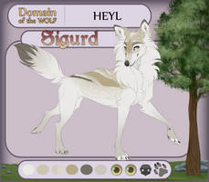 DotW    Sigurd by Koilada
