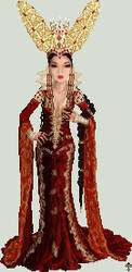 Queen of Mirrors by piximera
