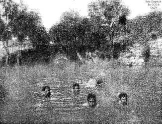 1953 (2a) Acequia Pacanga muchos chepenanos se baA by Chepen-Ruta