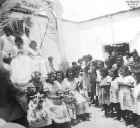 1951 (8) Las cuatro floristas Adela Arisnavarrete  by Chepen-Ruta
