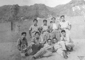 1951 (6a) 1951-55 Colegio Particular Mixto Chepen  by Chepen-Ruta