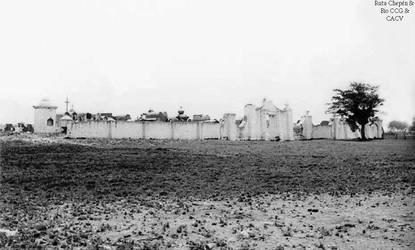 1881 (9) 1960-65 Guadalupe Campo Santo by Chepen-Ruta