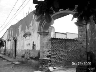 1881 (6) 1890 Hacienda Lurifico Hospital para obre by Chepen-Ruta