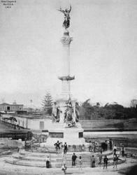 1876 Se construye el Monumento en homenaje al 2 de by Chepen-Ruta