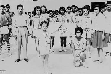 1960 (61c) 1960-70 Grupo Parroquial Juvenil Estudi by Chepen-Ruta