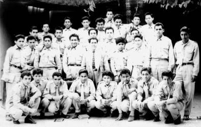 1960 (63) 1960-63 Promocion Gonzalo Aranguena Ruiz by Chepen-Ruta