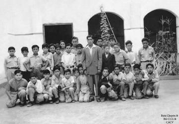 1960 (65) 1960-65 Colegio 247  Profesor Yupanqui D by Chepen-Ruta