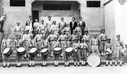 1960 (65a) 1960-65 Escuela 247 Diomedes Arana (Dir by Chepen-Ruta