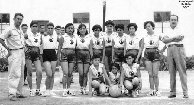 1960 (66) 1960-70Los Halcones Negros de Chepen Cam by Chepen-Ruta