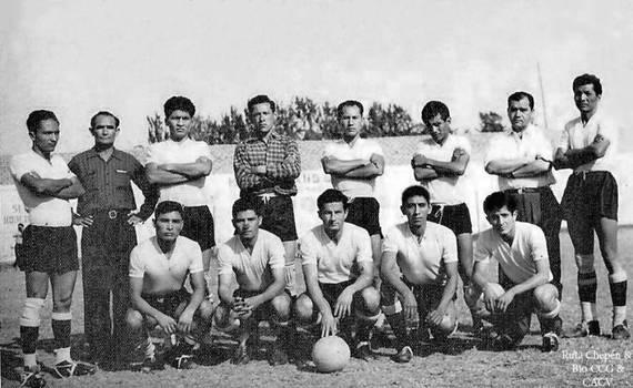 1960 (67a) Primera Seleccion de Chepen by Chepen-Ruta