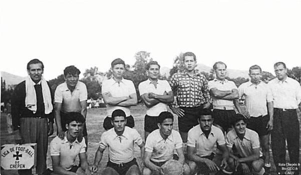 1960 (68) 1960-65 El Mundialista Luis Rubios en  by Chepen-Ruta
