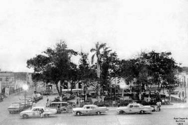 1968 (1a) 1968-69 Plaza de Armas de Chepen copia by Chepen-Ruta