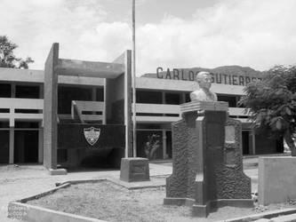 1968 (3) GUE Carlos Gutierrez Noriega nuevo local  by Chepen-Ruta