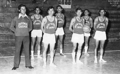 1968 (9) Juvenil de Deportes  con Pepe Farro Pepe  by Chepen-Ruta