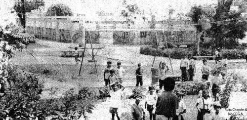 1993 (4) Parque Infantil by Chepen-Ruta