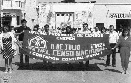 1993 (15) Oficina Provincial de Censos de Chepen by Chepen-Ruta