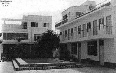 1993 (16) Hostol Residensial Quinta Sonia by Chepen-Ruta