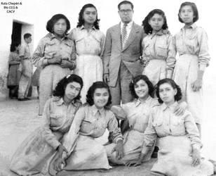 1951 (6) 1951-55 Colegio Chepen M bazan pitty Manu by Chepen-Ruta