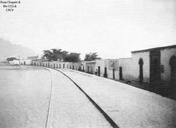1947 (1) 1947a Av Gonzales Caceda y el riel delo t by Chepen-Ruta