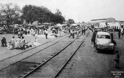 1947 (17) 1964 Cuando ya empieza a ser invadida po by Chepen-Ruta