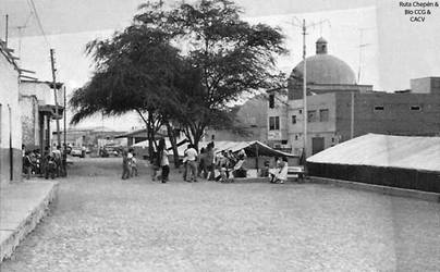 1947 (21) 1982 Av Gonzales Caceda Parte alta aun n by Chepen-Ruta