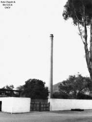 1940 (2) Hacienda Buenos Aires Chiminea by Chepen-Ruta