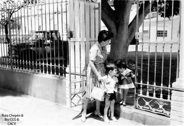 1940 (11a) 1950-60 Casa Hacienda Buenos Aires Tia  by Chepen-Ruta