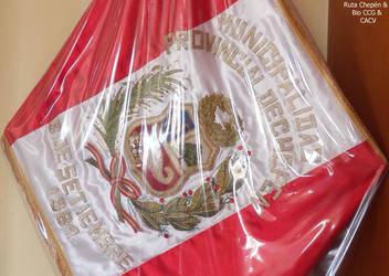 9a1 Estandarte Municipalidad Provincial de Chepen by Chepen-Ruta