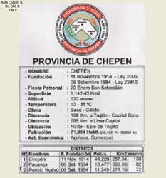15 Censo Datos 1984 by Chepen-Ruta