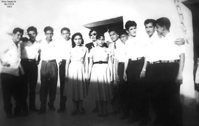 1951 Colegio Chepen Augusto Ahumada Ballena D Goic by Chepen-Ruta