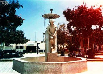 1a1 1980-90 Plaza de Armas by Chepen-Ruta