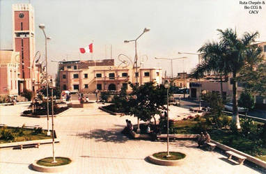 1a2 1980-90 Plaza de Armas by Chepen-Ruta