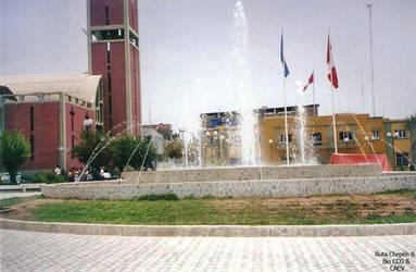 1b 1998 Plaza de Armas by Chepen-Ruta