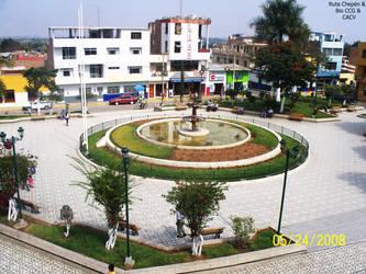 1b1 2008 Plaza de Armas by Chepen-Ruta