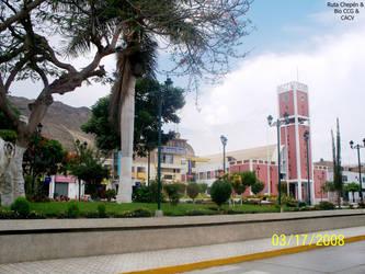 1b2 2008 Plaza de Armas by Chepen-Ruta