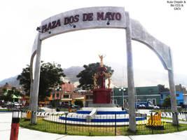 35a 2013 Plaza Dos de Mayo by Chepen-Ruta