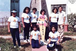 48a 1980-90 Plazuela Alfredo Novoa Cava Trabajador by Chepen-Ruta