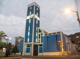 57d 2014 Iglesia San Sebastian by Chepen-Ruta