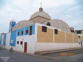 58b6 2013 Iglesia San Sebastian parte posterior by Chepen-Ruta