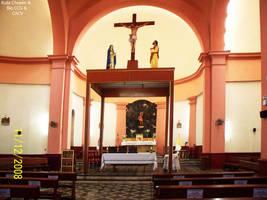 60 2008 Iglesia San Sebastian Altar Mayor by Chepen-Ruta