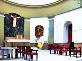 60a 2013 Alta Mayor Iglesia San Sebastian by Chepen-Ruta