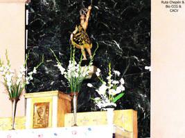 61 2011 Iglesia San Sebastian Altar Mayor by Chepen-Ruta